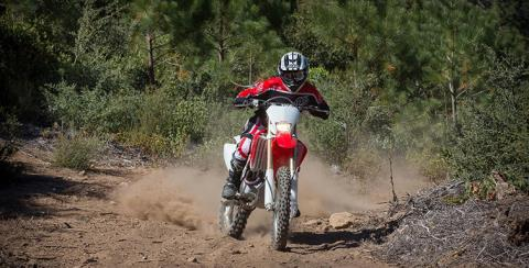 2017 Honda CRF450X in Paw Paw, Michigan