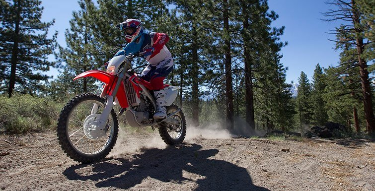 2017 Honda CRF450X in West Bridgewater, Massachusetts
