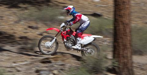 2017 Honda CRF450X in Littleton, New Hampshire