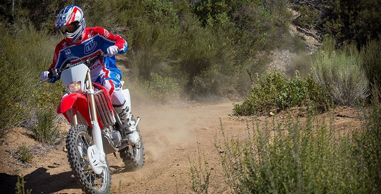 2017 Honda CRF450X in Hollister, California