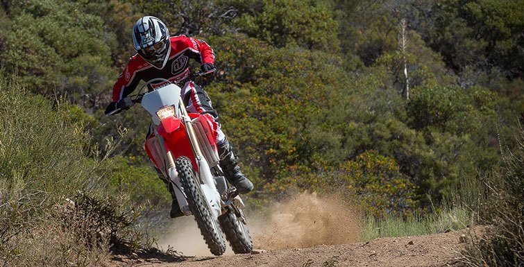 2017 Honda CRF450X in Troy, Ohio