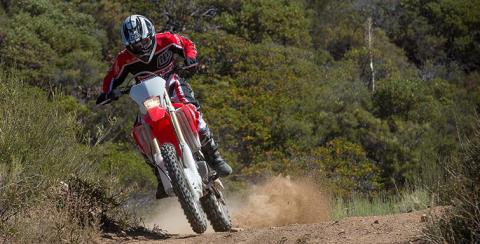2017 Honda CRF450X in Manitowoc, Wisconsin - Photo 12