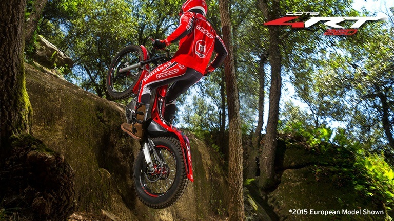 2017 Honda Montesa Cota 300RR (MRT300H) in Phillipston, Massachusetts