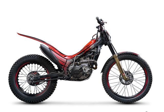 2017 Honda Montesa Cota 300RR (MRT300H) in Adams, Massachusetts