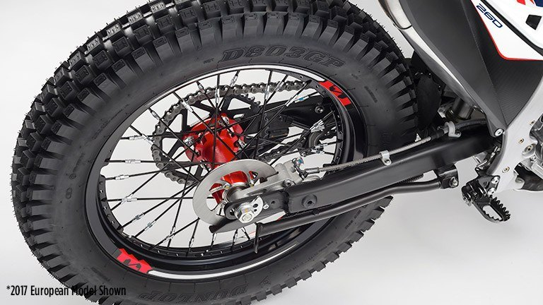 2017 Honda Montesa Cota 4RT260 (MRT260H) in Woodinville, Washington