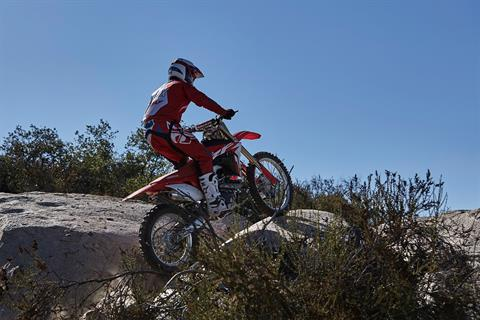 2017 Honda CRF450RX in Clovis, New Mexico