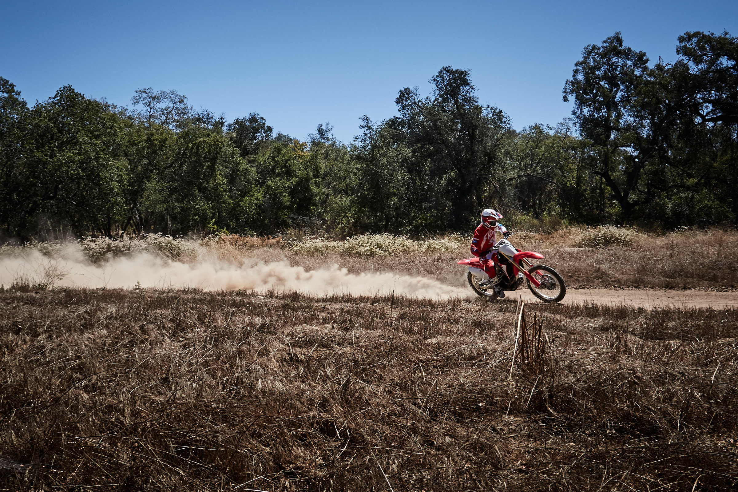 2017 Honda CRF450RX in Visalia, California