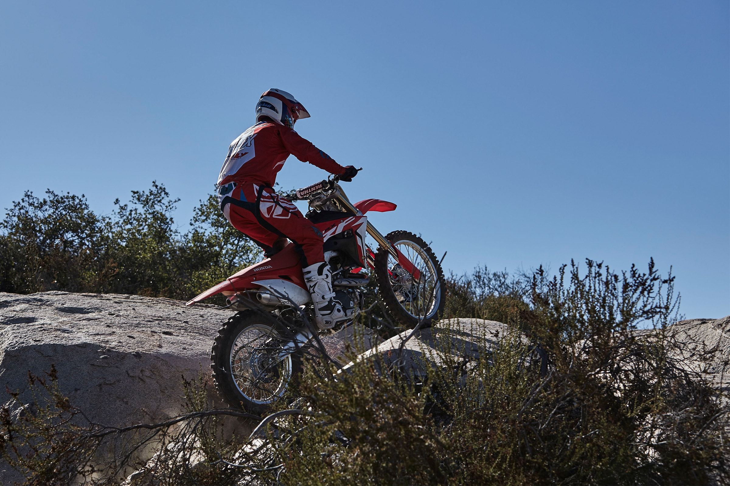 2017 Honda CRF450RX in Murrieta, California