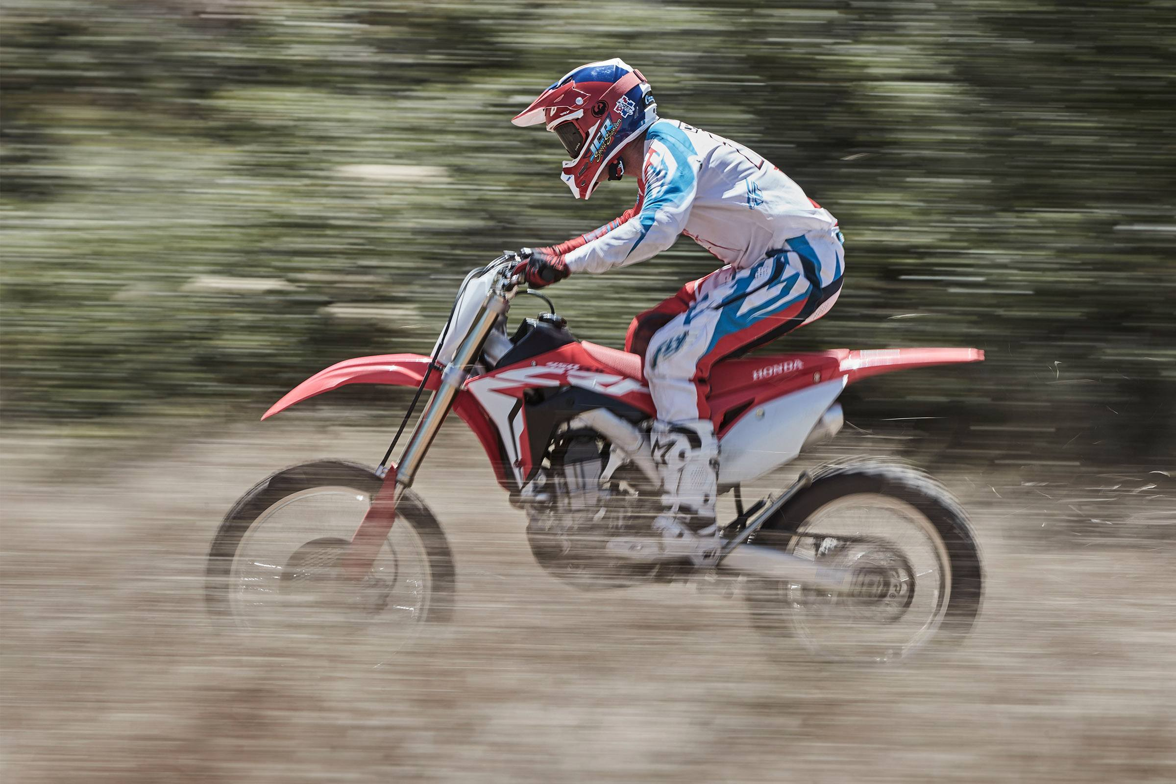 2017 Honda CRF450RX in Berkeley, California - Photo 3