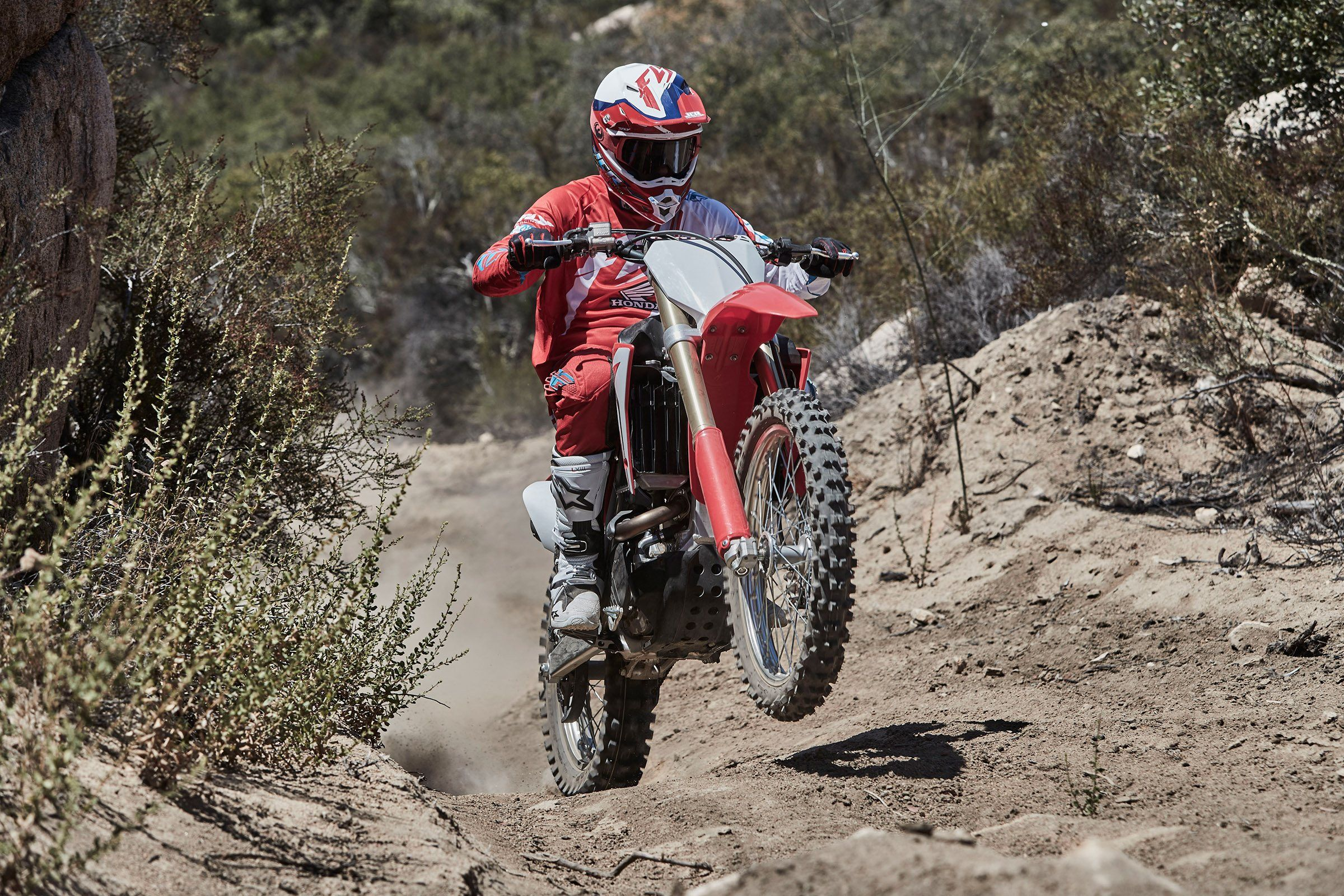 2017 Honda CRF450RX in Hudson, Florida - Photo 18