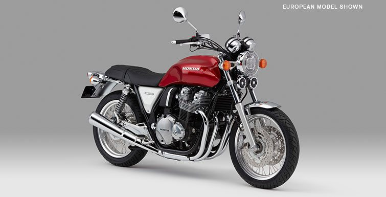 2017 Honda CB1100 EX in New Bedford, Massachusetts