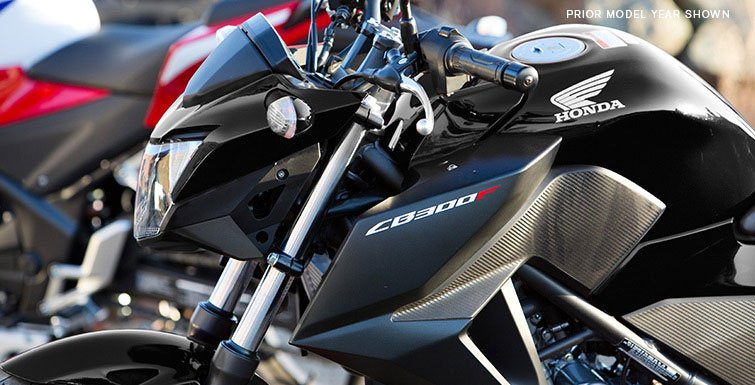 2017 Honda CB300F ABS in Amherst, Ohio