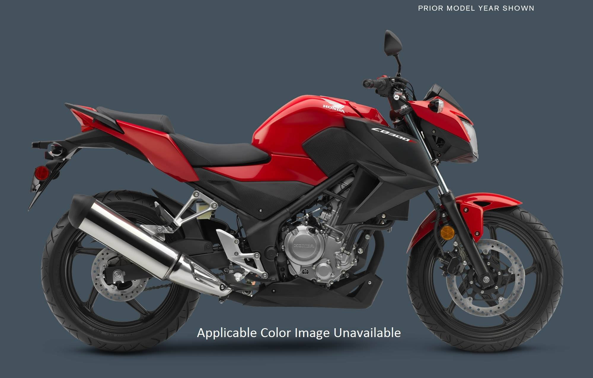 2017 Honda CB300F ABS in Corona, California