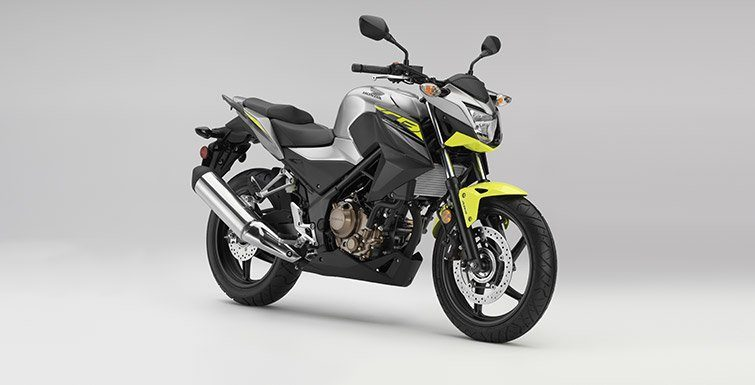 2017 Honda CB300F ABS in Stuart, Florida