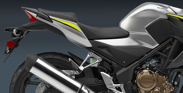 2017 Honda CB300F ABS in Greenville, North Carolina