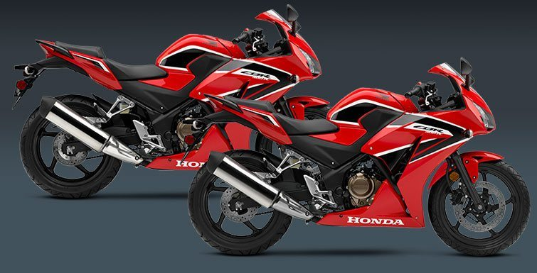 2017 Honda CBR300R ABS in Hudson, Florida