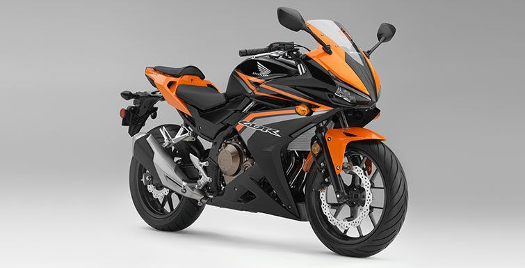 2017 Honda CBR500R ABS in Freeport, Illinois