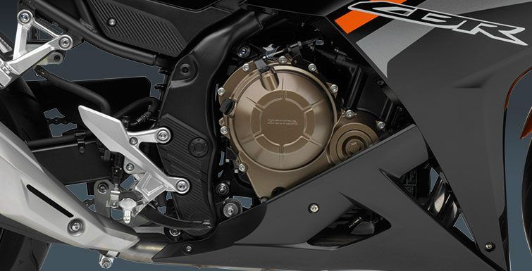 2017 Honda CBR500R ABS in Prosperity, Pennsylvania
