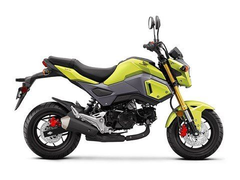 2017 Honda Grom in Jonestown, Pennsylvania