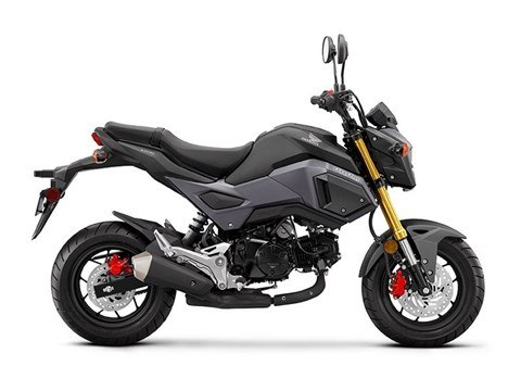 2017 Honda Grom in Middletown, New York