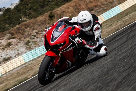2017 Honda CBR1000RR in Ukiah, California