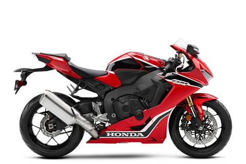2017 Honda CBR1000RR in Lapeer, Michigan