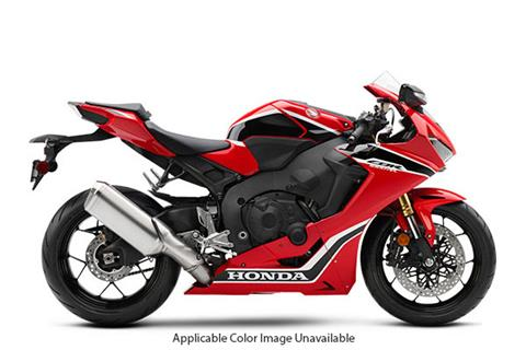 2017 Honda CBR1000RR ABS in Anchorage, Alaska