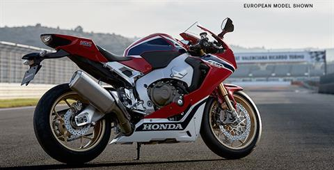 2017 Honda CBR1000RR SP in Hollister, California