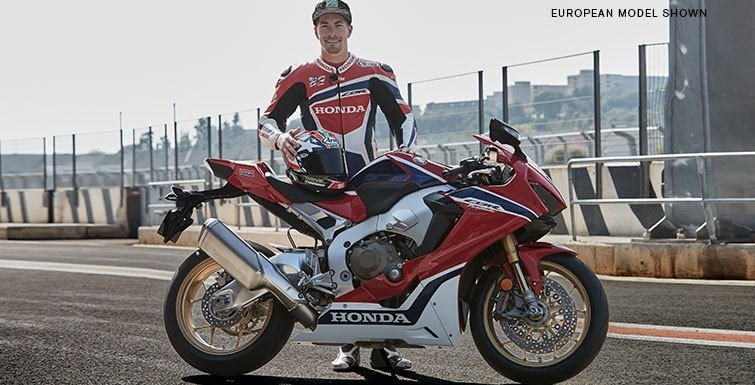 2017 Honda CBR1000RR SP in Merced, California