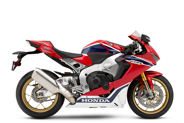 2017 Honda CBR1000RR SP in Phillipston, Massachusetts