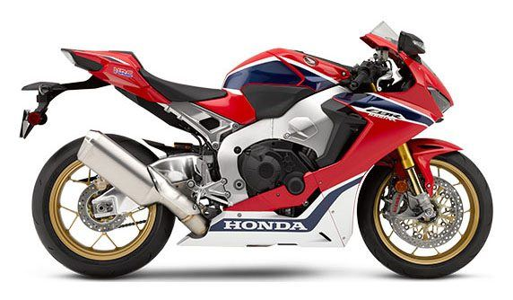 2017 Honda CBR1000RR SP in Hudson, Florida