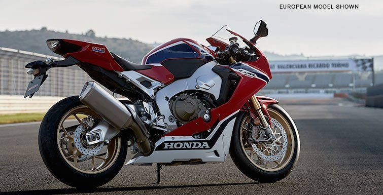 2017 Honda CBR1000RR SP2 in Greeneville, Tennessee