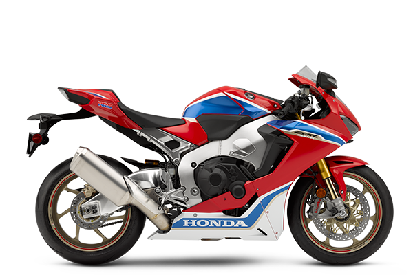 2017 Honda CBR1000RR SP2 in Merced, California