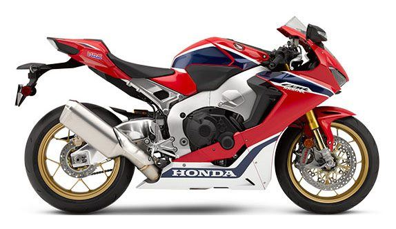 2017 Honda CBR1000RR SP2 in Berkeley, California - Photo 1