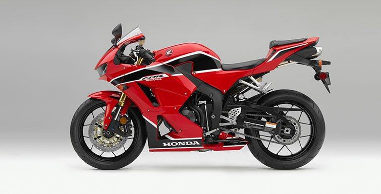 2017 Honda CBR600RR ABS in Paw Paw, Michigan