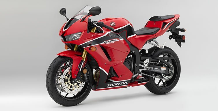2017 Honda CBR600RR ABS in Moorpark, California