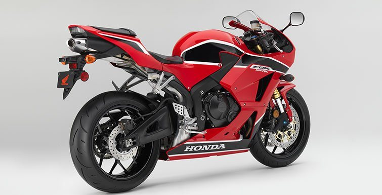 2017 Honda CBR600RR ABS in Augusta, Maine