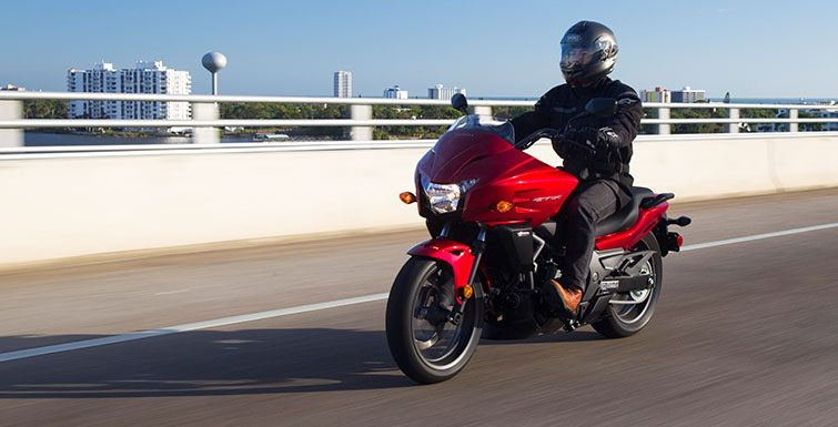 2017 Honda CTX700 DCT in Oklahoma City, Oklahoma