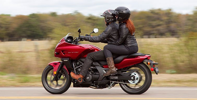 2017 Honda CTX700 DCT in Lapeer, Michigan - Photo 5