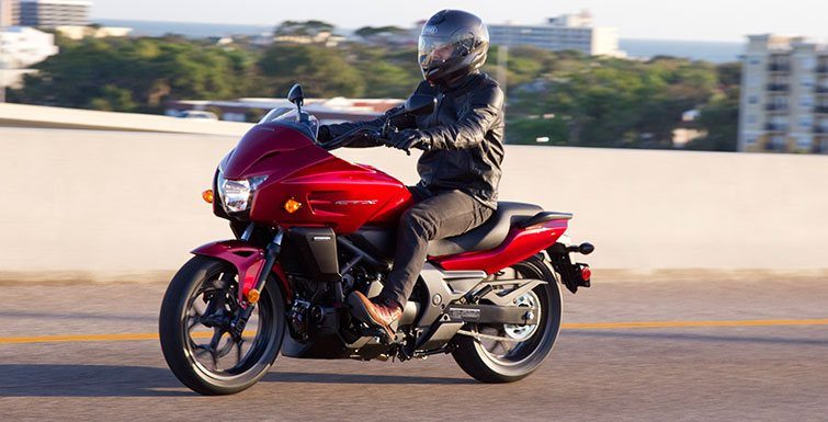 2017 Honda CTX700 DCT in Lapeer, Michigan - Photo 4