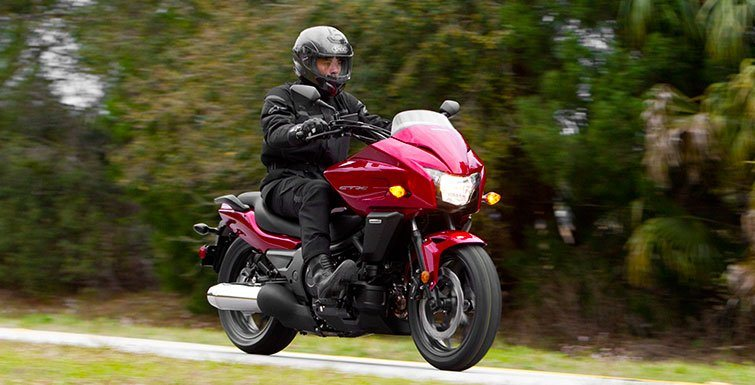 2017 Honda CTX700 DCT in Northampton, Massachusetts