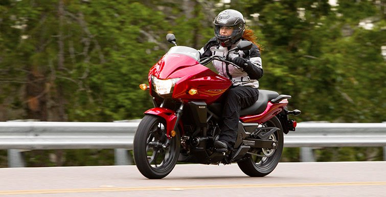 2017 Honda CTX700 DCT in Beloit, Wisconsin