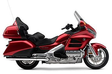 2017 Honda Gold Wing Audio Comfort in Sterling, Illinois