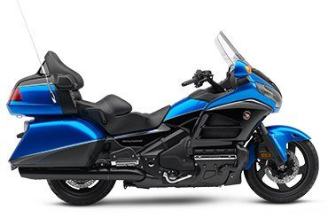 2017 Honda Gold Wing Audio Comfort in Greenville, North Carolina