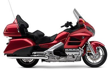 2017 Honda Gold Wing Audio Comfort Navi XM ABS in Amherst, Ohio