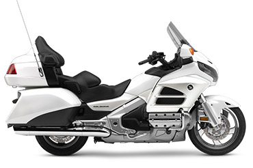 2017 Honda Gold Wing Audio Comfort Navi XM ABS in Monroe, Michigan