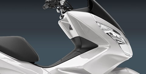 2017 Honda PCX150 in Troy, Ohio