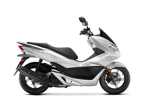 2017 Honda PCX150 in Goleta, California