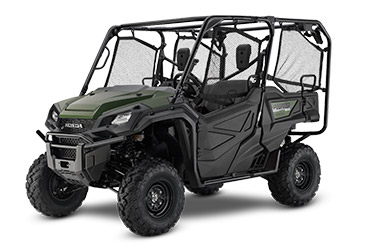 2017 Honda Pioneer 1000-5 in Sterling, Illinois