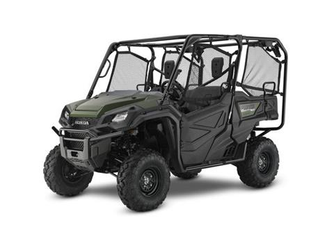 2017 Honda Pioneer 1000-5 in Troy, Ohio